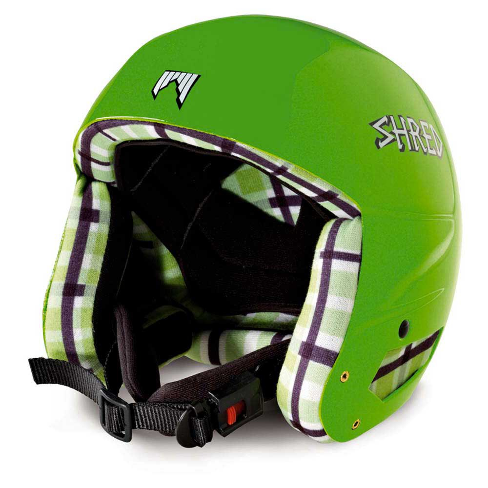 Shred Brain Bucket Green