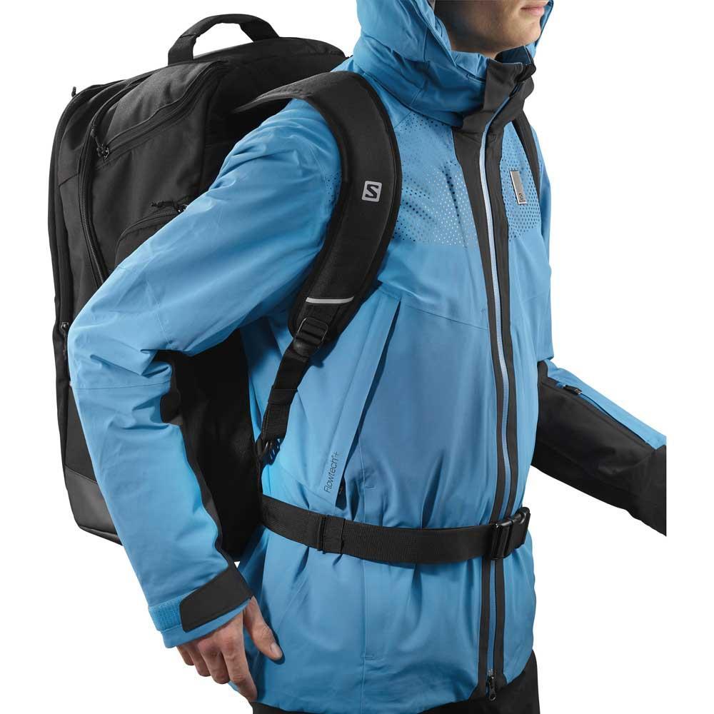 4341912c39fe3 Salomon Extend Go-To-Snow Gear Bag Czarny kup i oferty, Snowinn ...