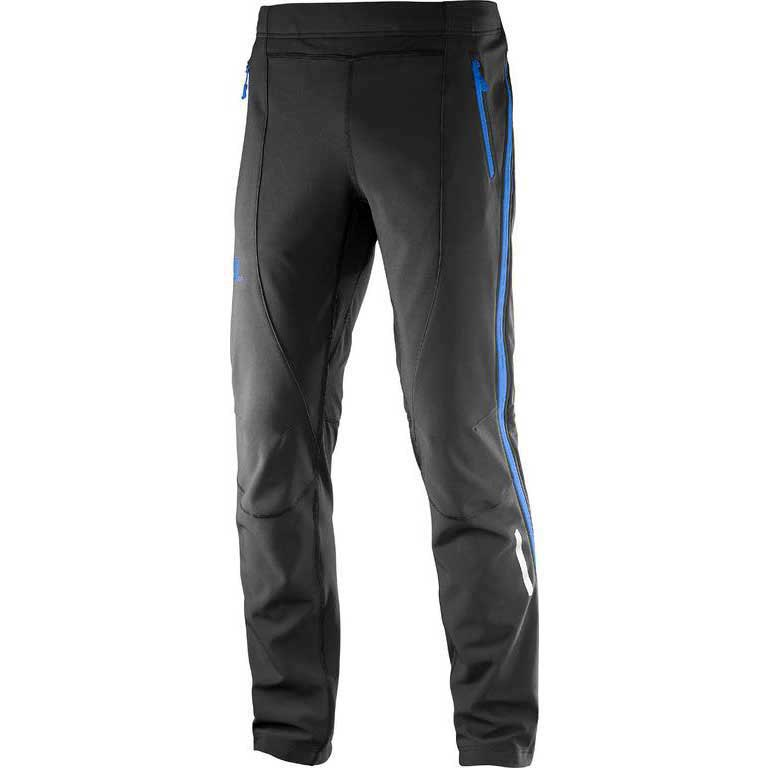 Salomon Momemtum Softshell Fz Pants