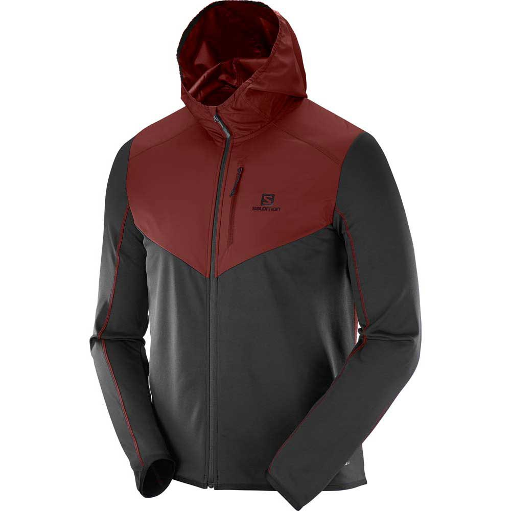 Salomon Discovery Wind Hoodie