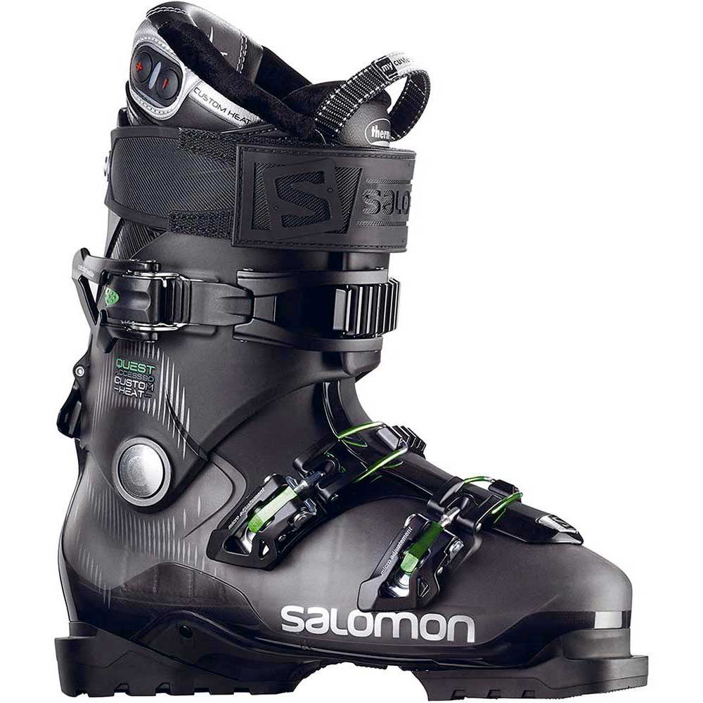 dirt cheap detailed images top design Salomon Quest Access Custom Heat
