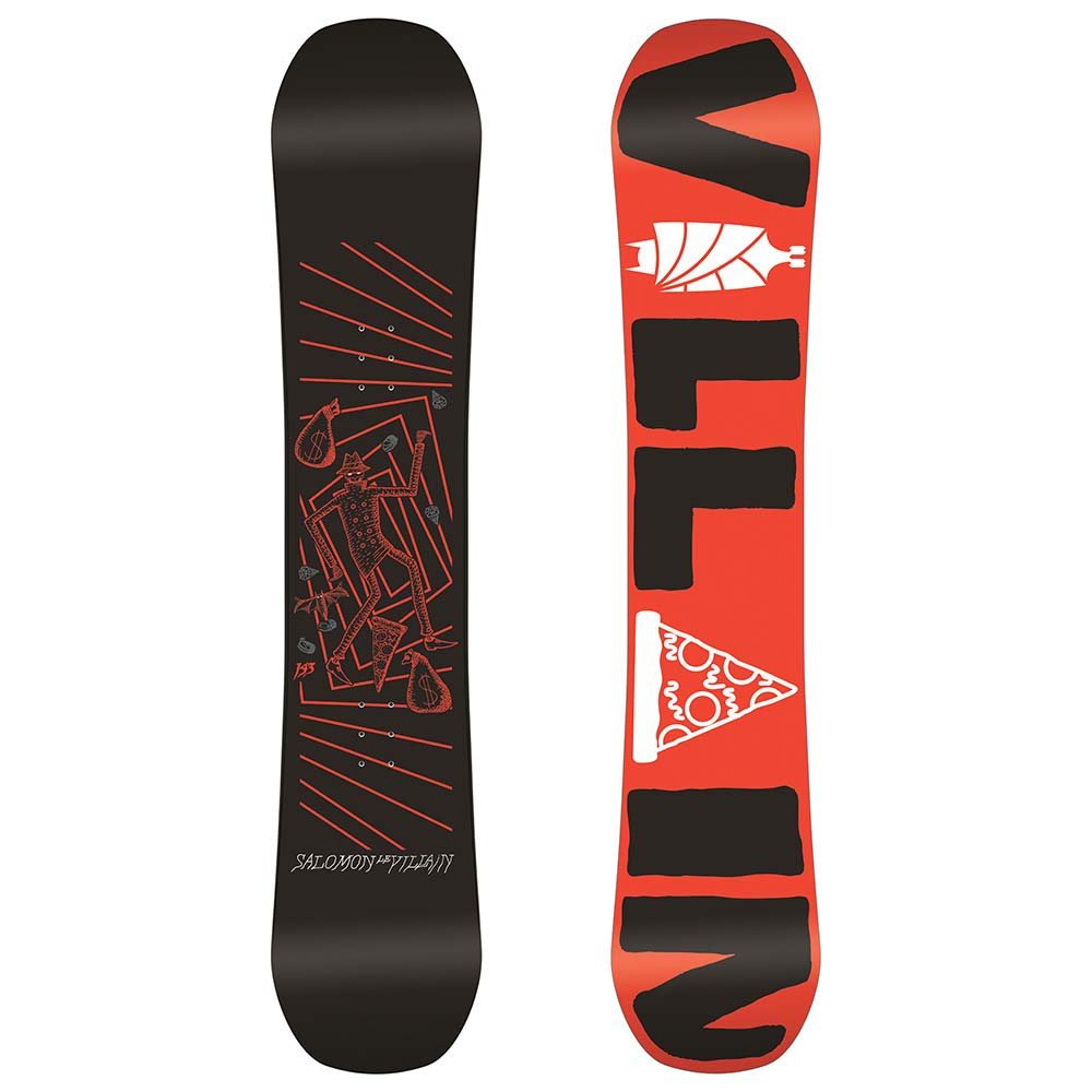 Salomon snowboard The Villain Grom 16/17