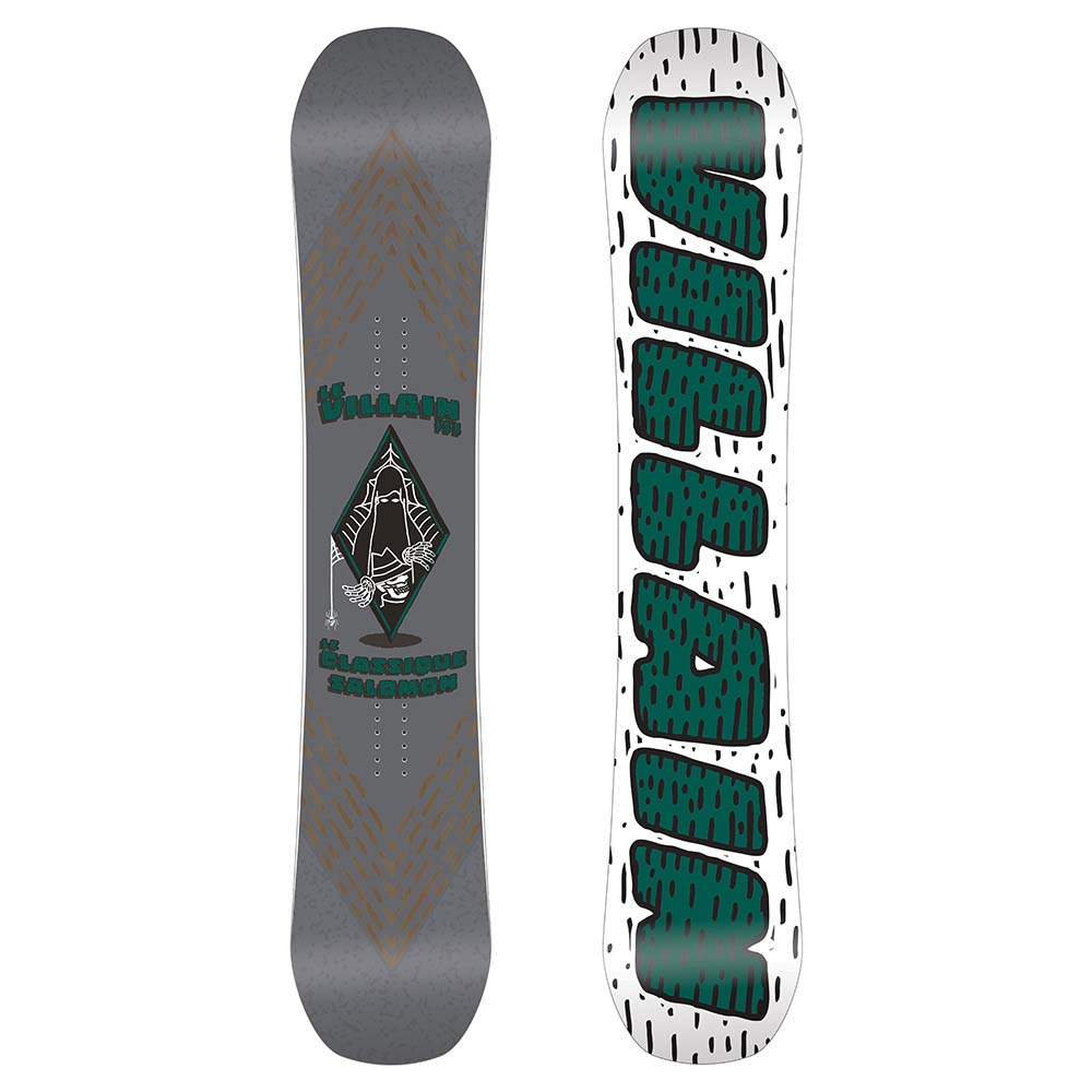 Salomon snowboard The Villain Classicks 16/17