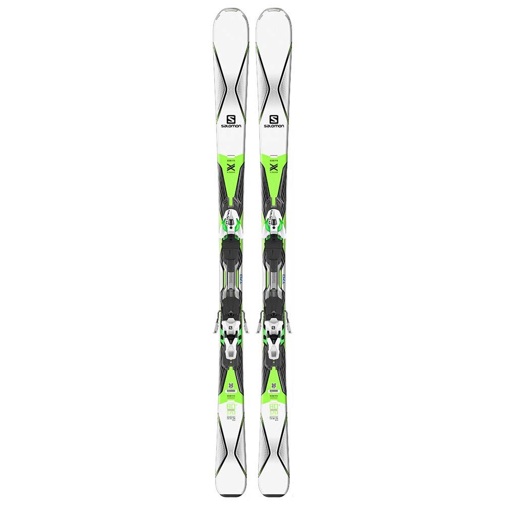 Salomon X Drive 8.0 R Skis w Bindings