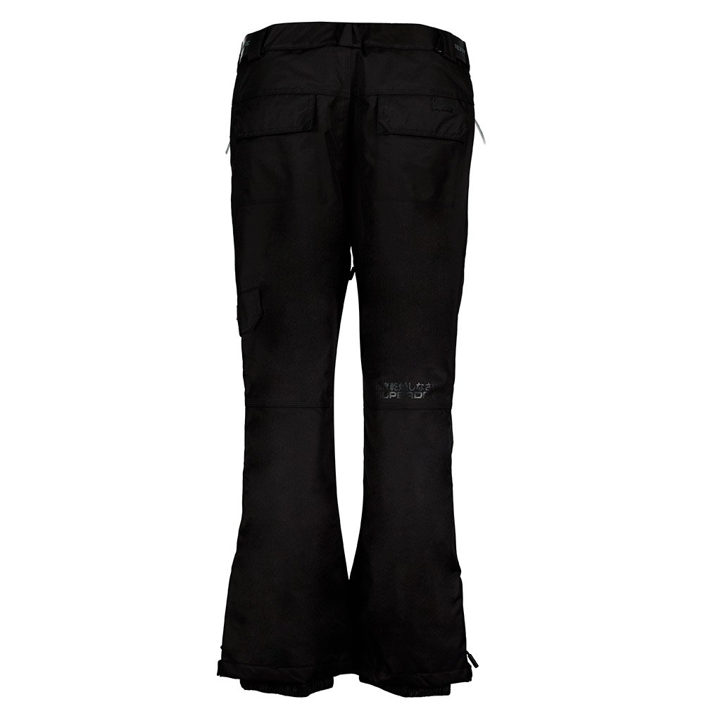 Superdry Snow Pants W Black buy and offers on Snowinn a00d66707