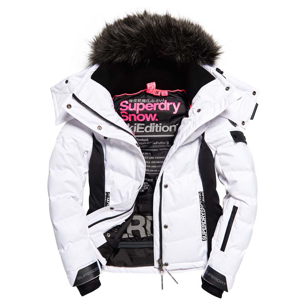 superdry snow puffer buy and offers on snowinn. Black Bedroom Furniture Sets. Home Design Ideas