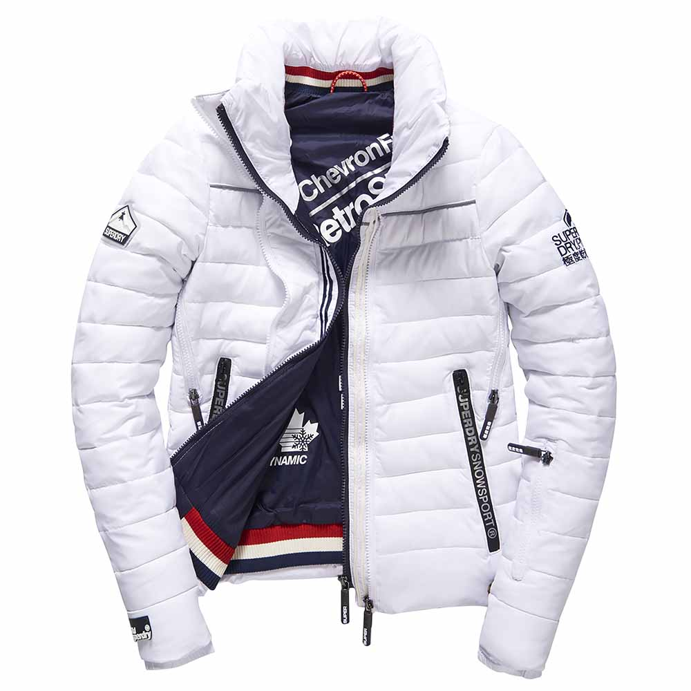 Superdry Snowsport Chevron Fuji