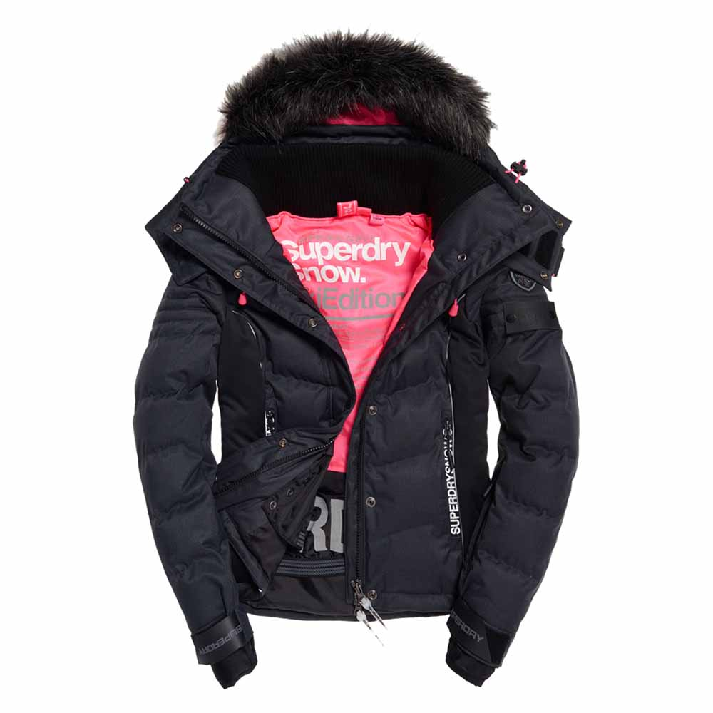 superdry snow puffer w buy and offers on snowinn. Black Bedroom Furniture Sets. Home Design Ideas