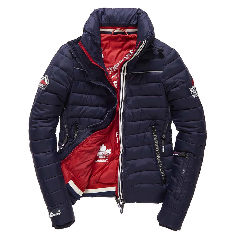 Superdry Snowsport Chevron Fuji W