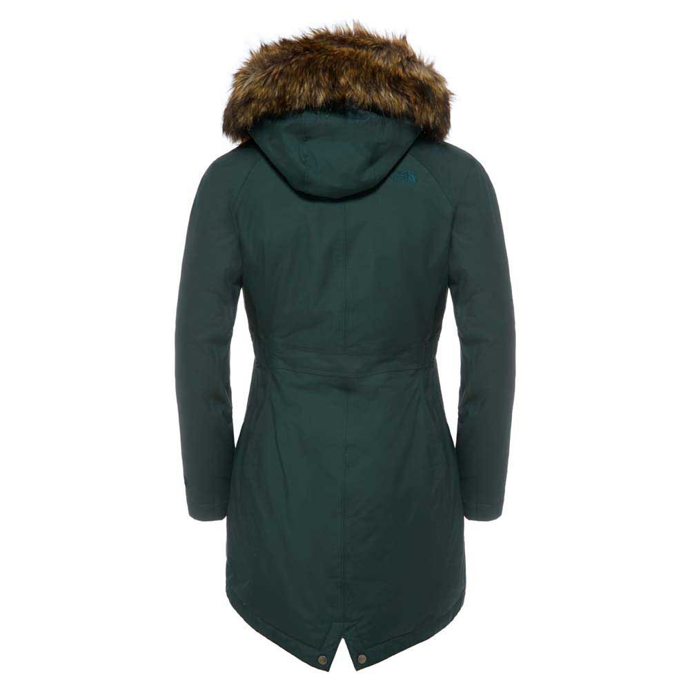 the north face parka mujer