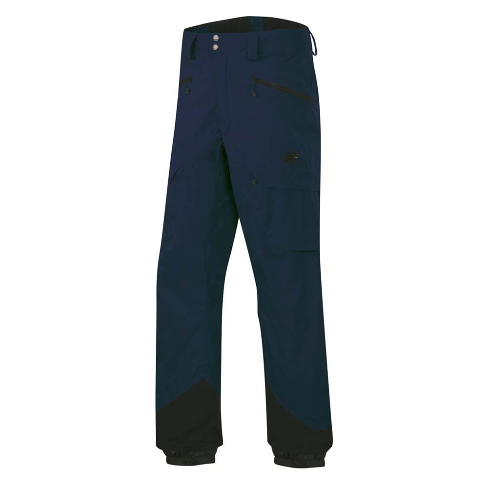 buying now order free shipping Mammut Stoney HS Pants Regular Blue buy and offers on Snowinn