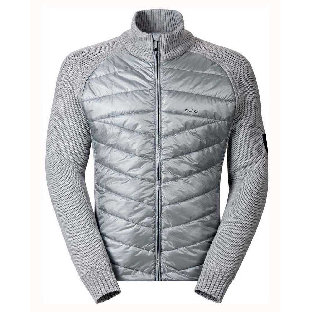 Odlo X Pod Hybrid Midlayer Full Zip