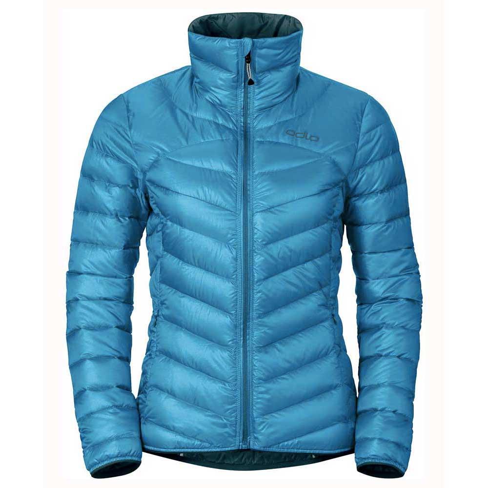 6dda3f345bf Odlo Air Cocoon Blauw kopen en aanbiedingen, Snowinn