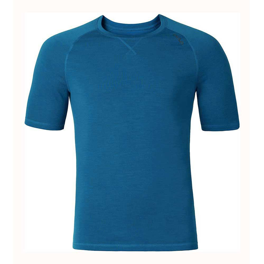 Odlo Shirt S/S Crew Neck Revolution TW Warm