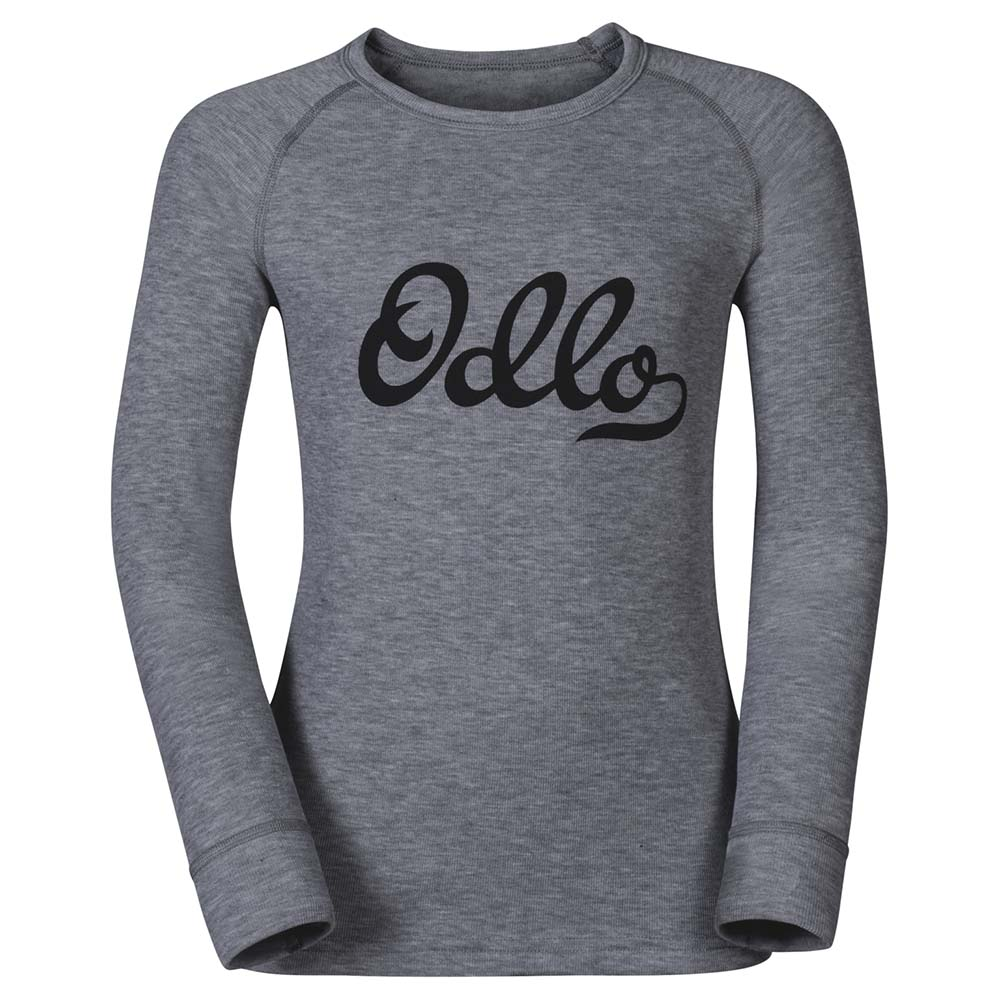 Odlo Shirt L/S Crew Neck Warm Trend Big