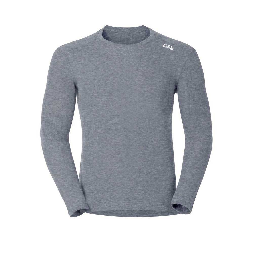 Odlo Shirt L/S Crew Neck Vallee Blanche Warm