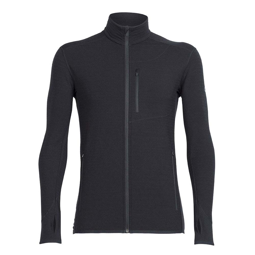 Icebreaker Descender L/S Zip