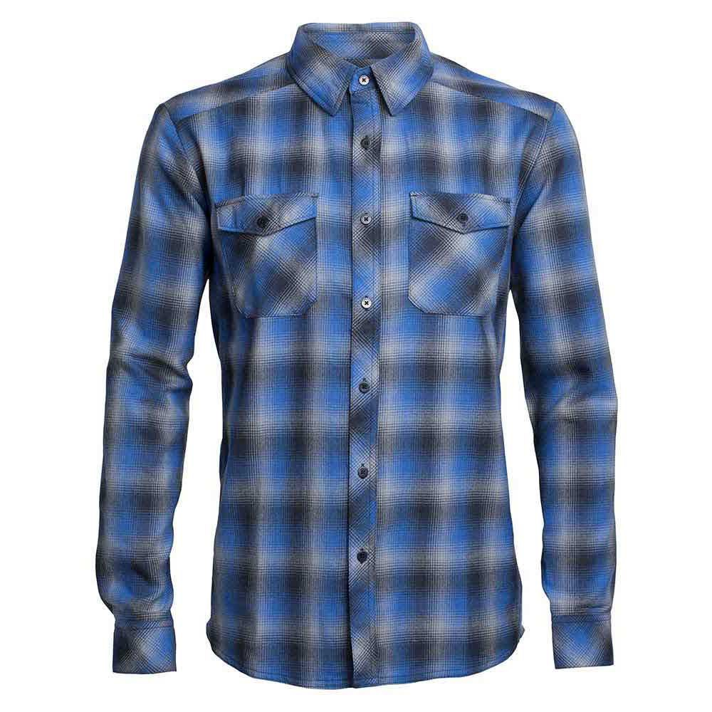 Icebreaker Lodge L/S Flannel Shirt