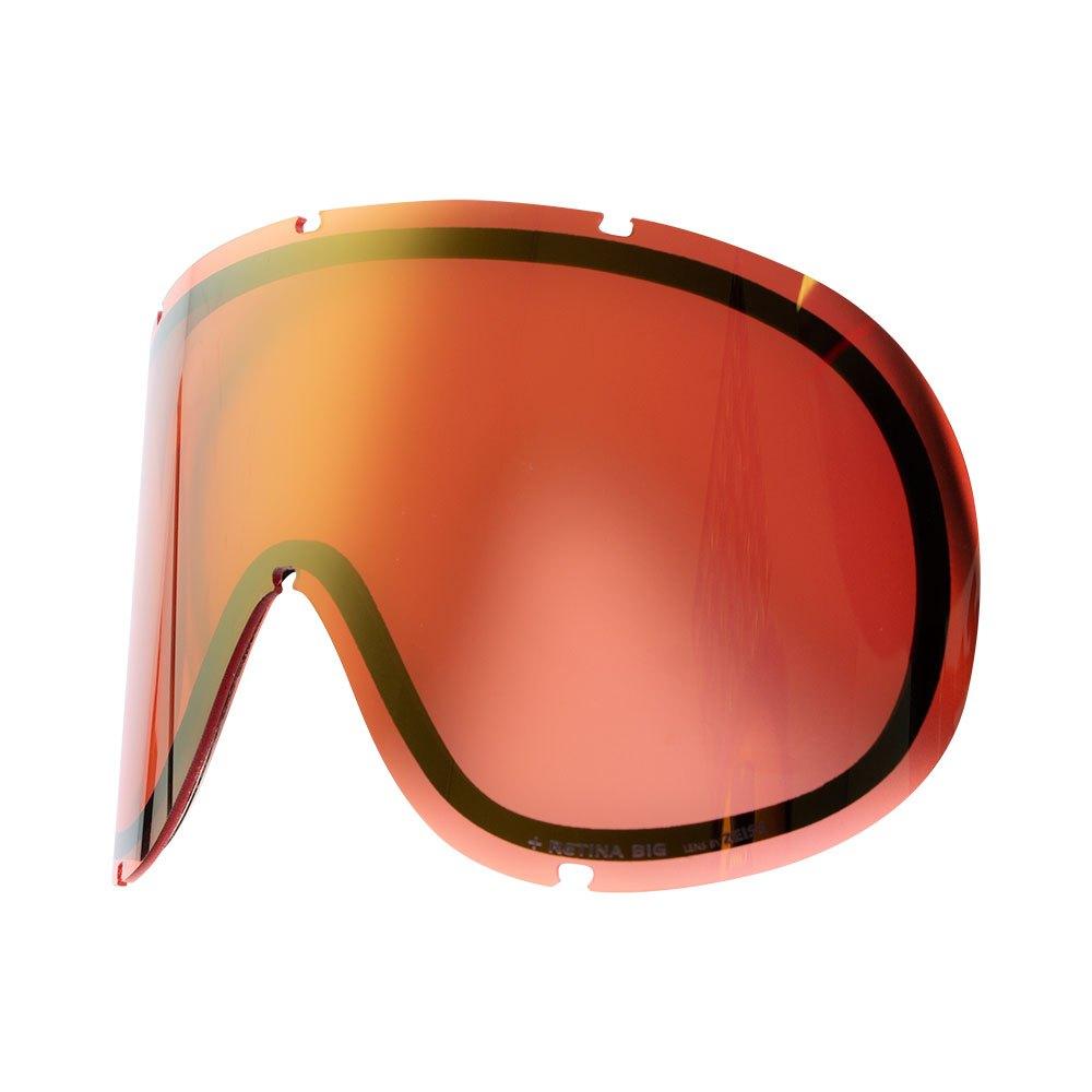 3ad21dc56c6 Poc Retina Big Spare Lens Zeiss Rot