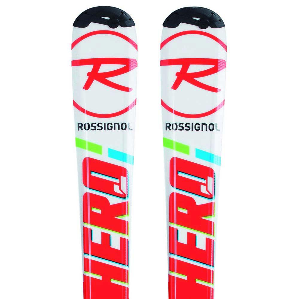Skis Rossignol Hero Jr + Kid-x 4