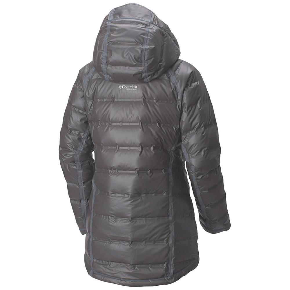 Columbia Titanium Omni Heat Jacket