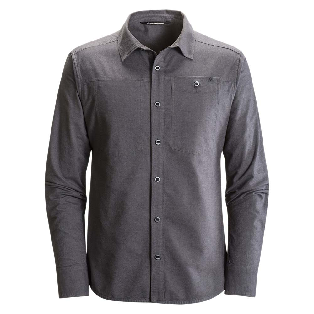 Black diamond Chambray Modernist L/S