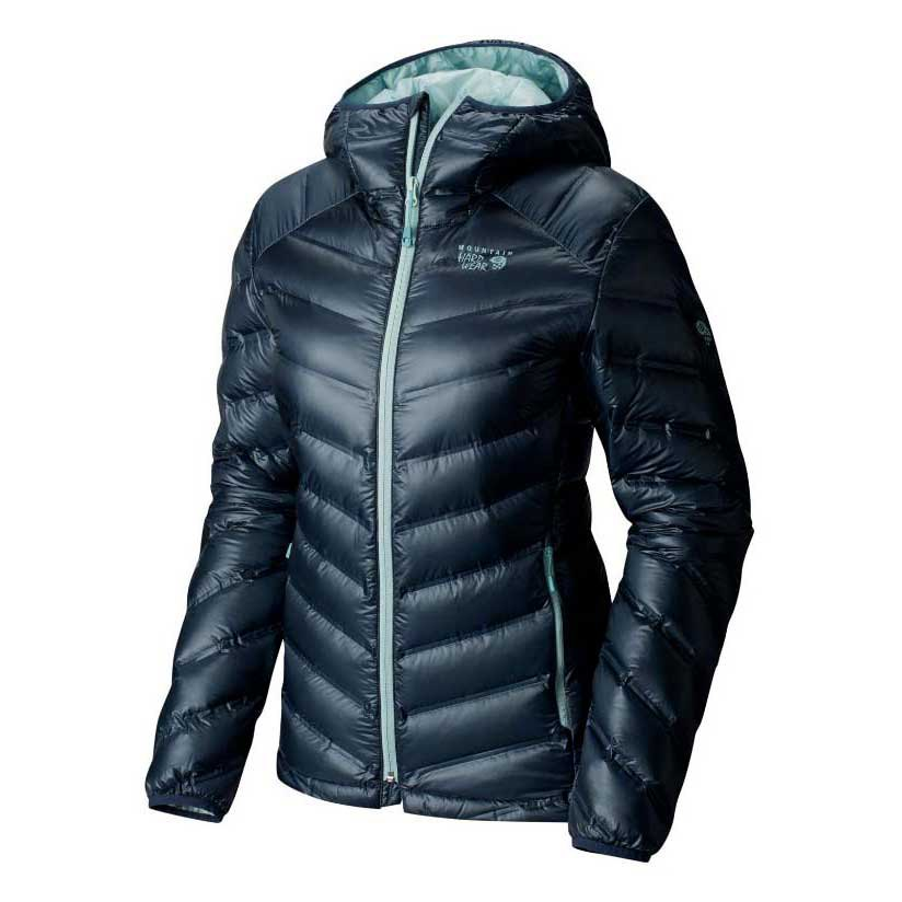 Mountain hard wear StretchDown RS Hooded