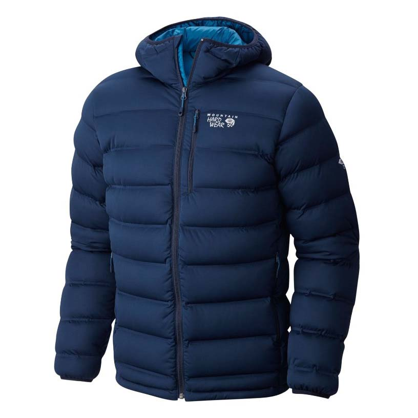 Mountain hard wear StretchDown Plus Hooded