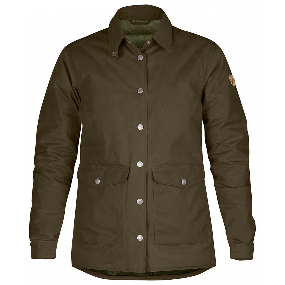 Fjällräven Down Shirt Jacket No1