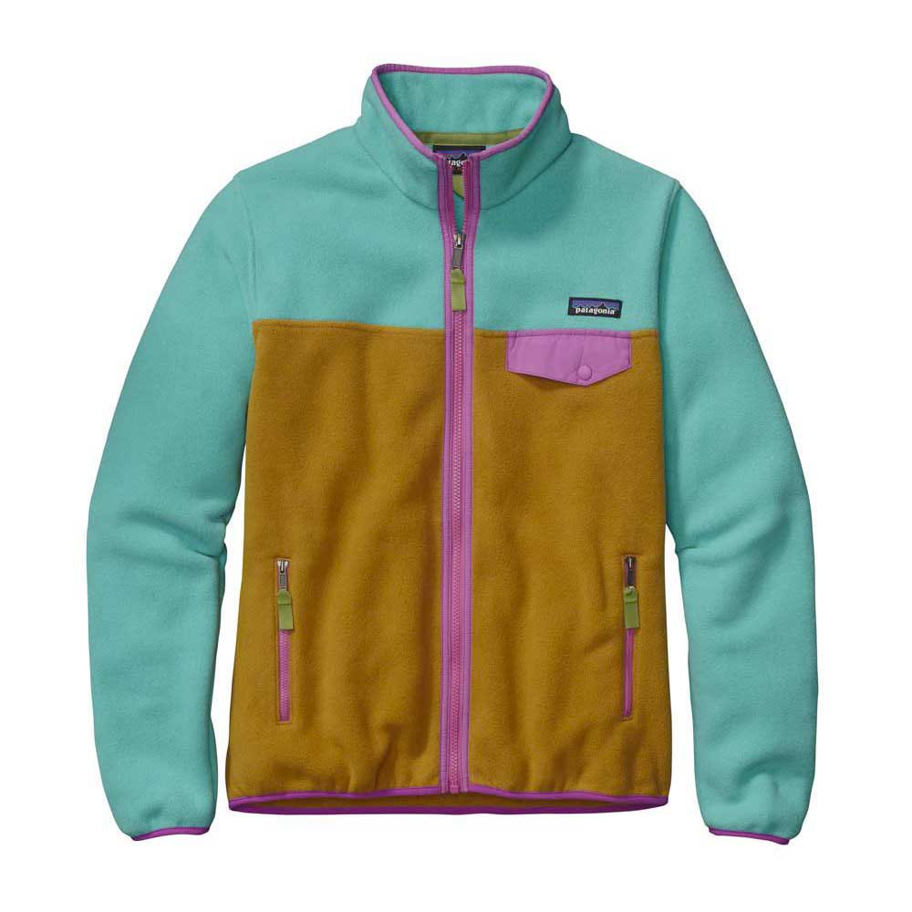 Patagonia Full Zip Snap T