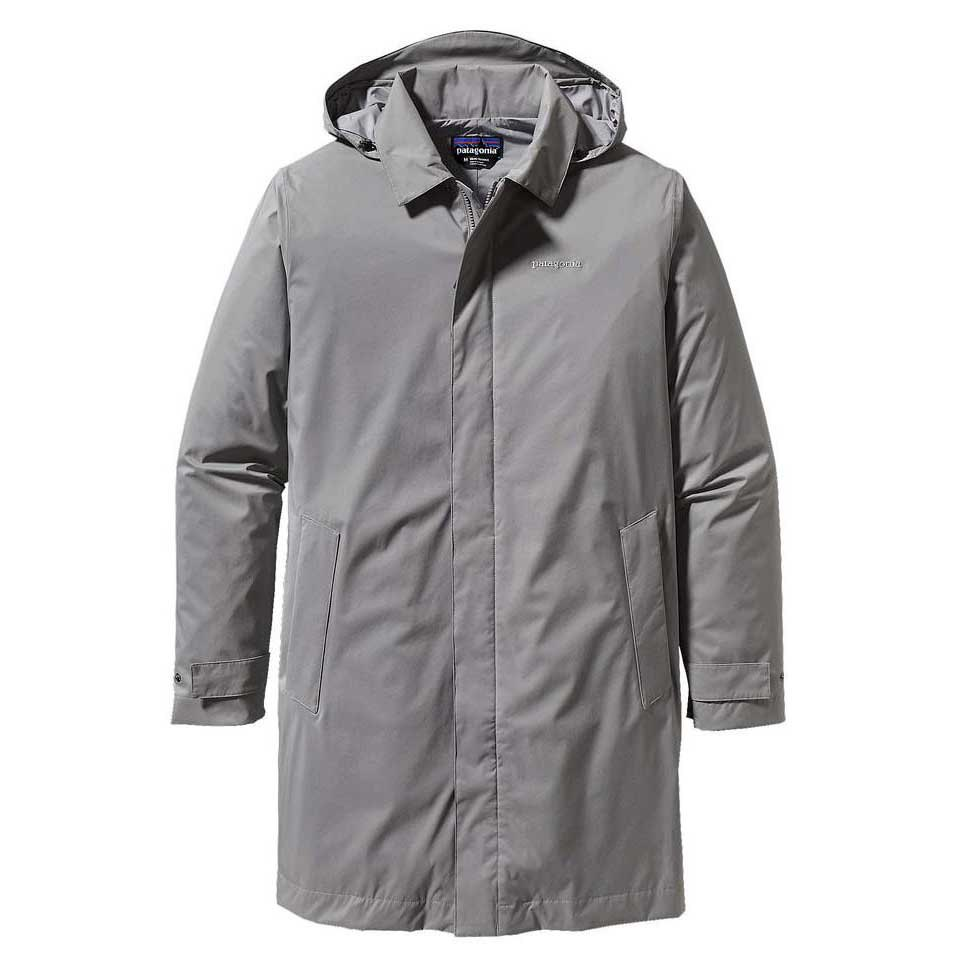 Patagonia Fogbank Trench Coat