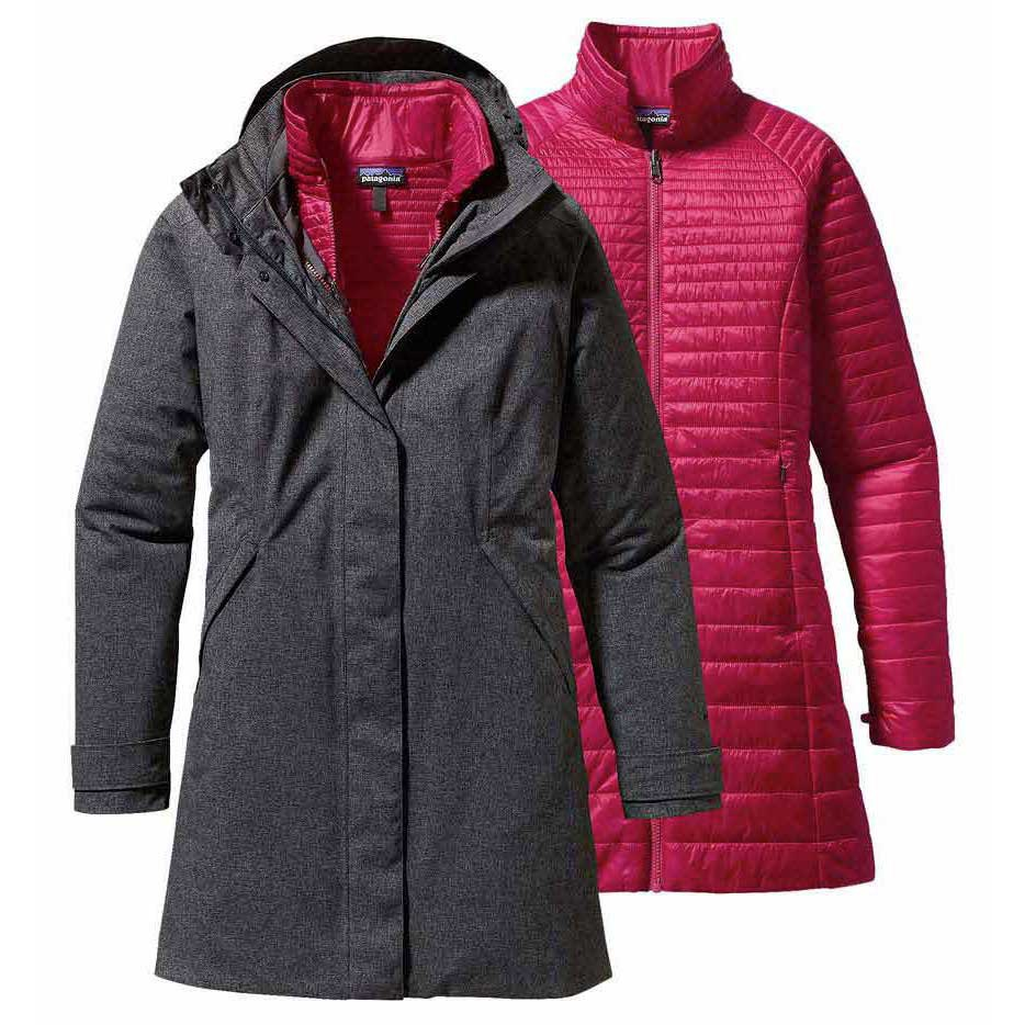 Patagonia Vosque 3 in 1 Parka