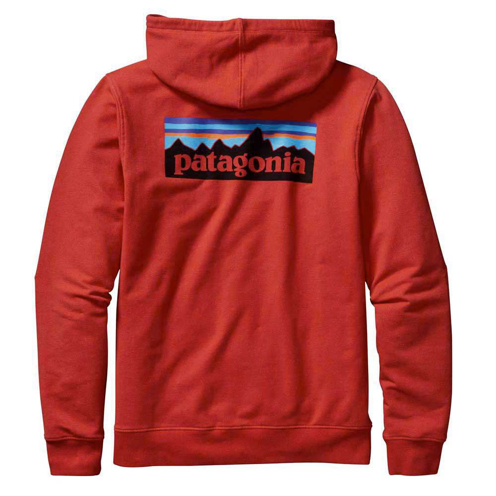 Patagonia P 6 Logo MW Full Zip Hooded