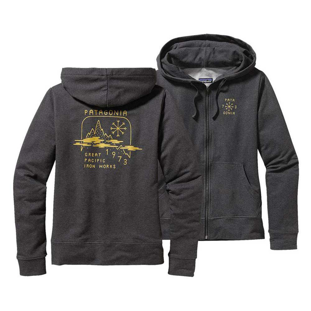 Patagonia Snow Belt MW Full Zip Hooded