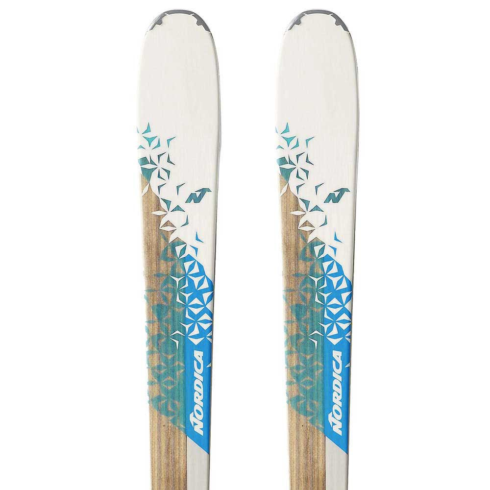 Nordica Belle 78 FDT + Squire 11