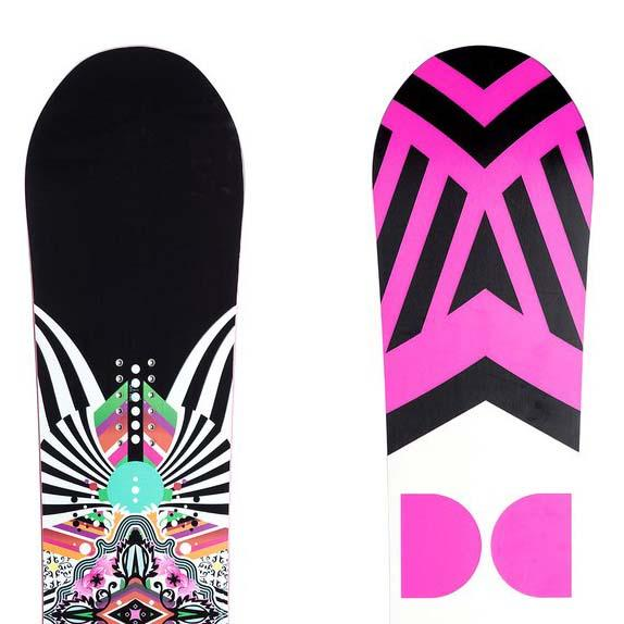 Dc shoes W Ply J Snowboard