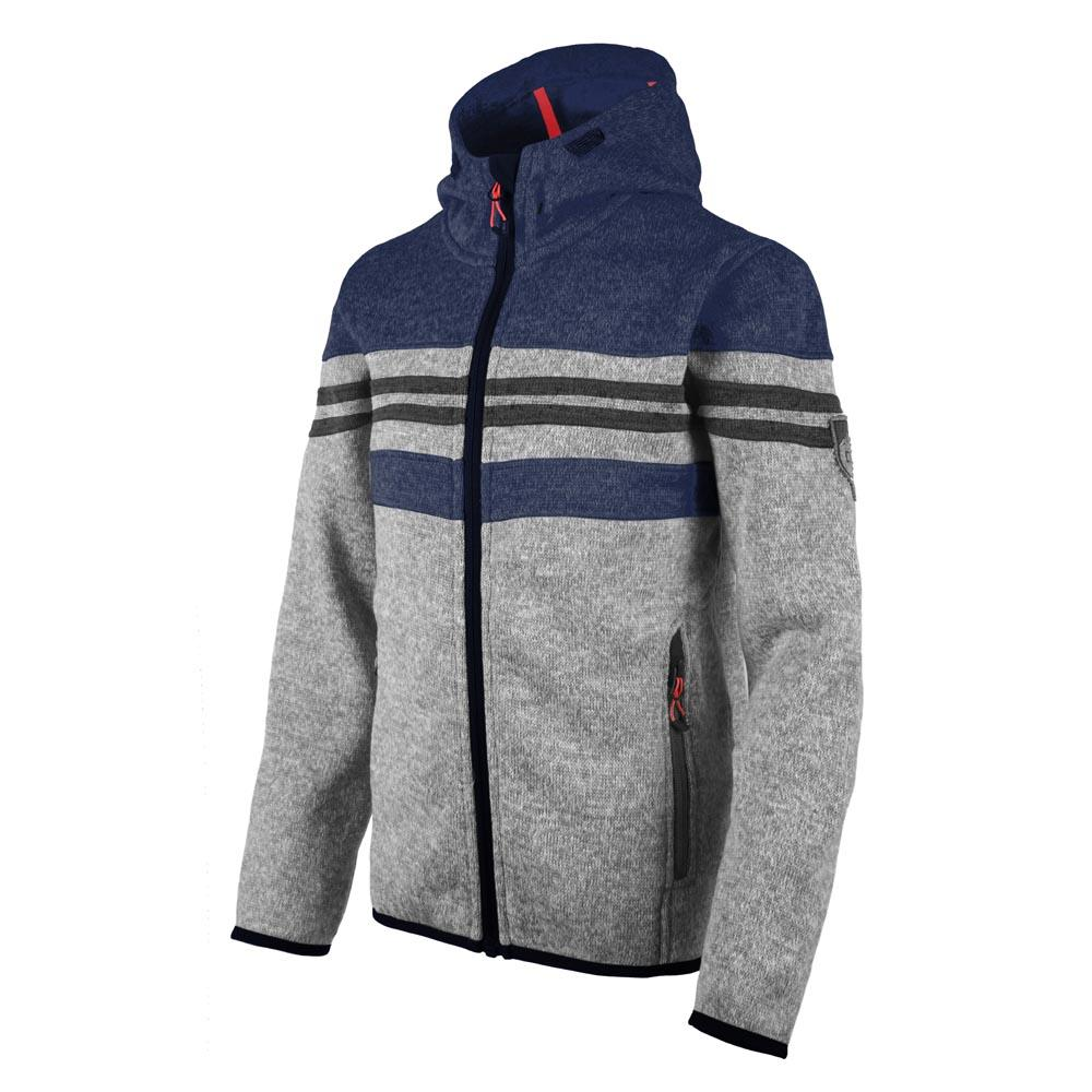 Cmp Boy Knitted Fix Hood