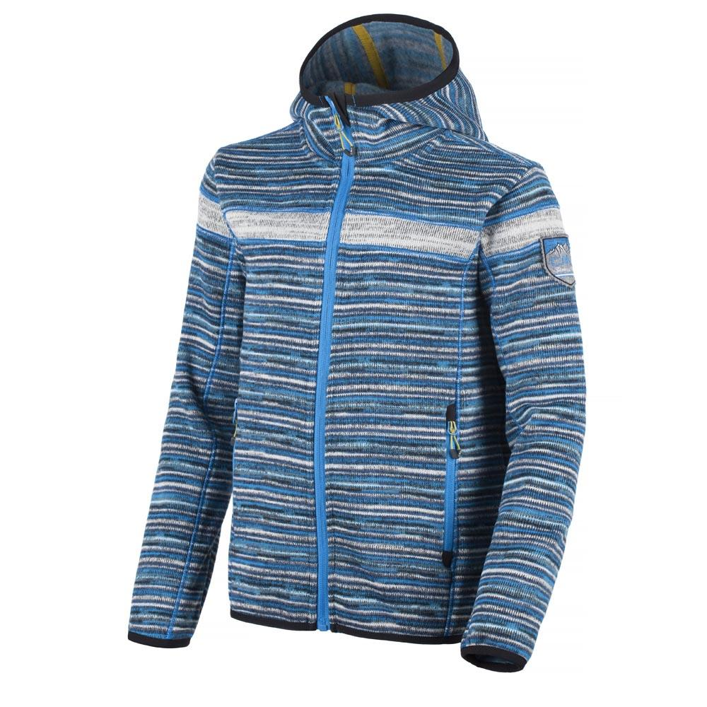 Cmp Boy Medium Fix Hood Fleece Sweat