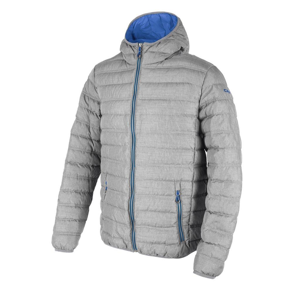 Cmp Jacket Fix Hood Melange Boys