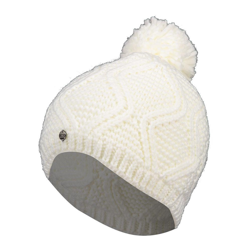 69bccd321c8 Cmp Knitted Hat Brown buy and offers on Snowinn
