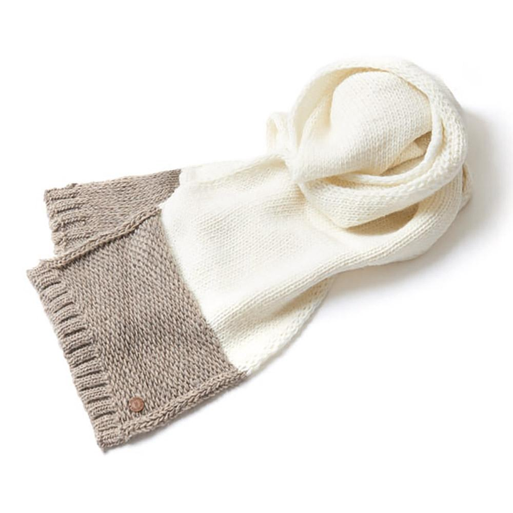 Cmp Knitted Scarf Mis.