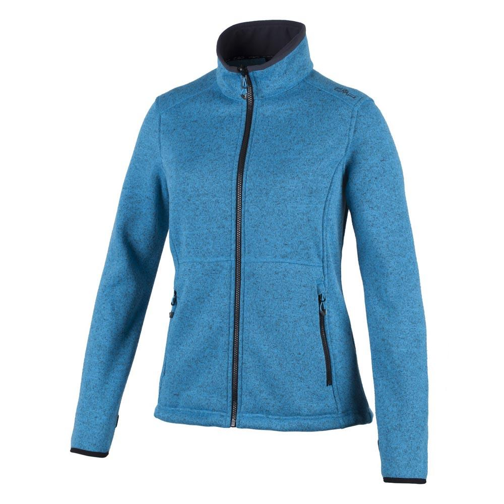 Cmp Knitted Fleece Jacket