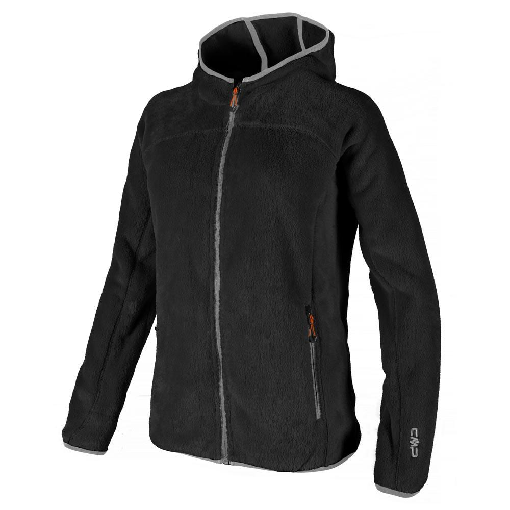 Cmp Highloof Fix Hood Jacket