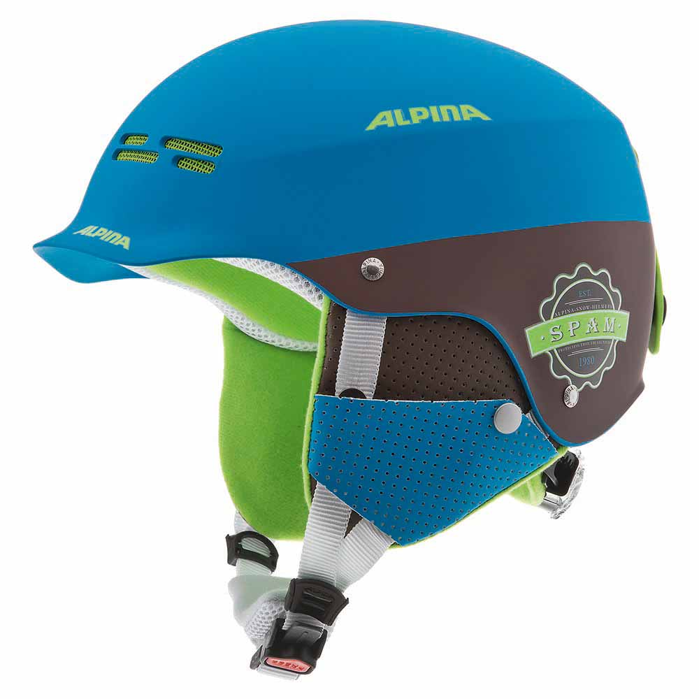 Alpina Spam Cap JR Blue Buy And Offers On Snowinn - Alpina helmets