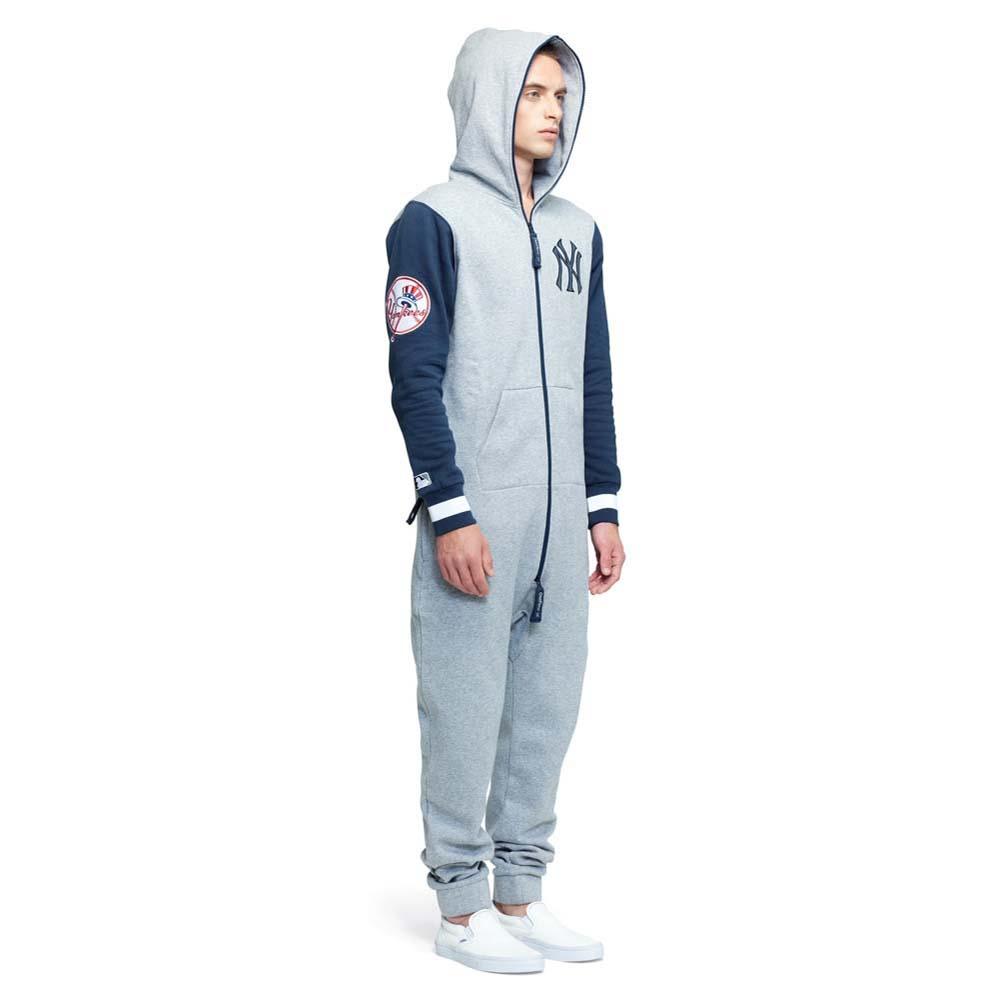 bef16f91a4fb Onepiece Ny College Jumpsuit Gris comprar y ofertas en Snowinn
