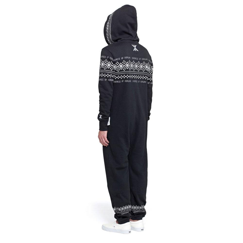fff1dd83d929 Onepiece Lusekofte Jumpsuit Black buy and offers on Snowinn