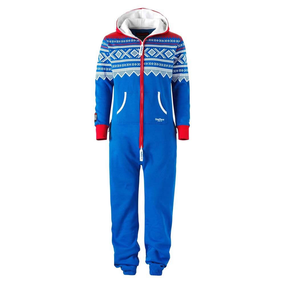 525f3aa46244 Onepiece Marius Jumpsuit Blue buy and offers on Snowinn