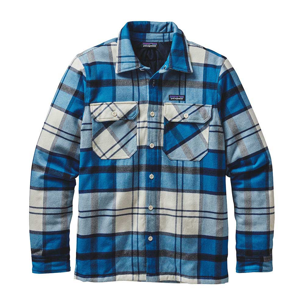 Patagonia Insulated Fjord Flannel