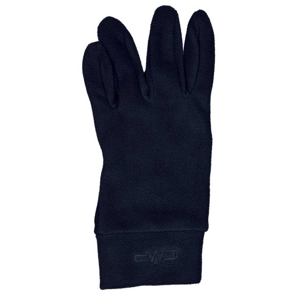 skihandschuhe-cmp-fleece-gloves-l-black-blue