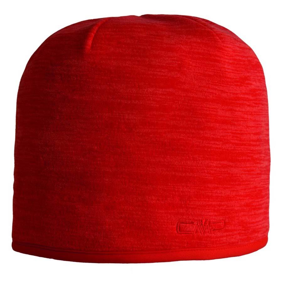 ae522b6cfbe Cmp Fleece Hat Melange Red buy and offers on Snowinn